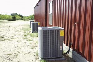 Logan Ranch - Exterior HVAC