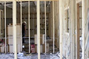 Logan Ranch - Interior Construction