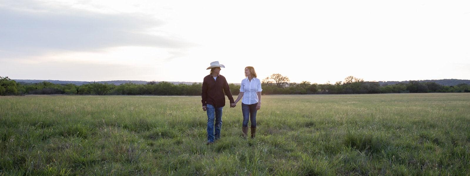 Michael & Donna Logan - Logan Ranch Field - Church at the Camp