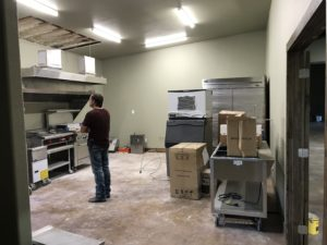Logan Ranch - Kitchen Installation Begins